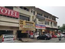 2 Storey shop office Section 26, Shah Alam - Near Shell USJ Hicom