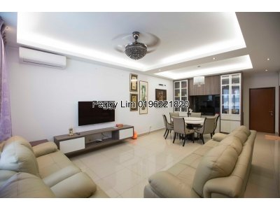 2.5 storey Terrace House For Sale, Kinrara Residences, Damai Utama, Bandar Kinrara, Puchong