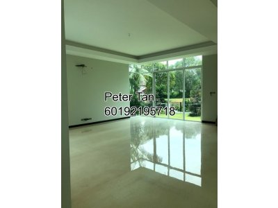 Brand New 3 Storey Bungalow with basement and Lift in U8 Bukit Jelutong, Shah Alam