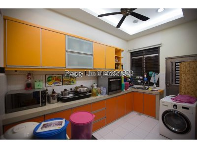 2.5-Storey Terrace House, Taman Tasik Prima, Puchong, For Sale