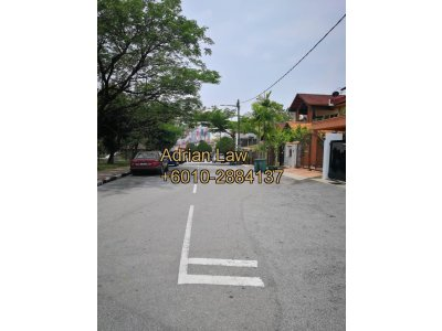 Basic 2 Storey Terrace house in Taman Melati, Wangsa Maju